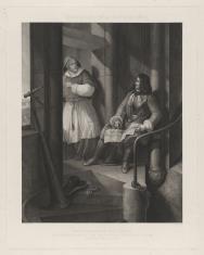 Kardynał Kollowits i hrabia Stahremberg w czasie oblężenia Wiednia 1683