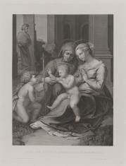 Święta Rodzina ze świętą Anną i świętym Janem Chrzcicielem