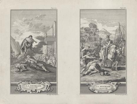 Johann Martin Bernigeroth, Ilustracja do