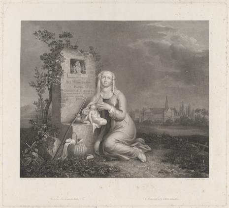 Karl Ludwig Schuler, Zakonnica z Oviedo