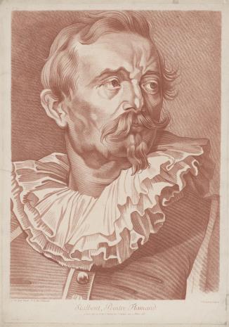 Jean Baptiste Bichard, Adriaen van Stalbent
