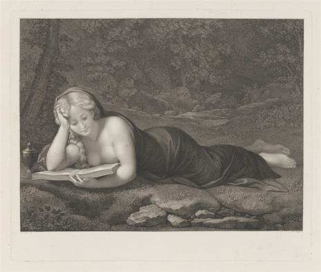 Giuseppe Longhi, Św. Maria Magdalena pokutująca