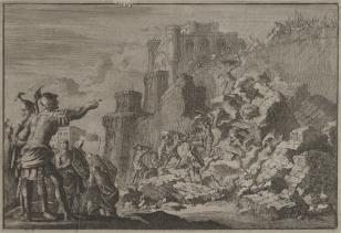 Zburzenie Jerozolimy [prawdopodobnie]