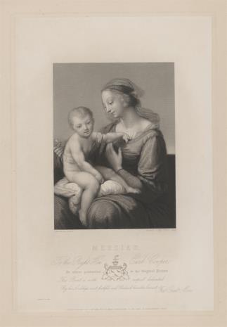 George Thomas Doo, Matka Boska z Dzieciątkiem