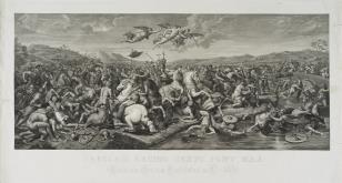 Zwycięstwo cesarza Konstantyna nad Maksencjuszem