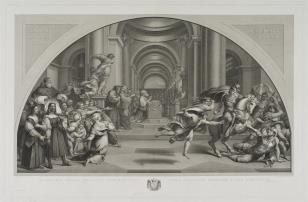 Wygnanie Heliodora ze świątyni