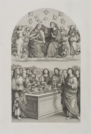 Christian Ernst Stölzel, Koronacja Matki Boskiej