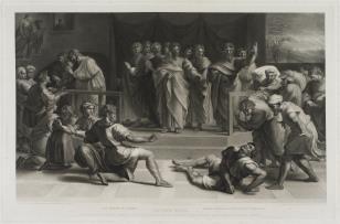 Śmierć Ananiasza