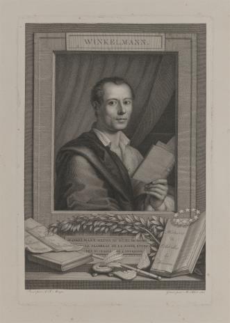 Maurice Blot, Johann Joachim Wickelmann