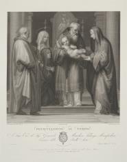 Ofiarowanie Dzieciątka Jezus w świątyni