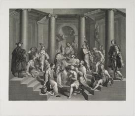 Chrzest cesarza Konstantyna
