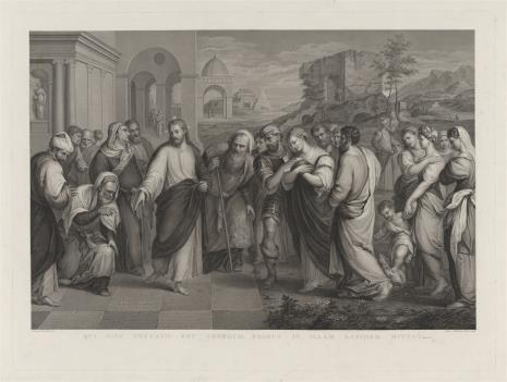 Pietro Anderloni, Chrystus i jawnogrzesznica