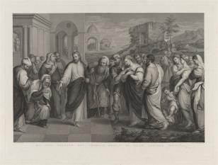 Chrystus i jawnogrzesznica