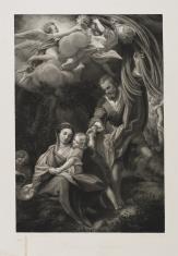 Odpoczynek Świętej Rodziny w czasie ucieczki do Egiptu