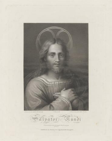 Antonio Dalcó, Popiersie Chrystusa