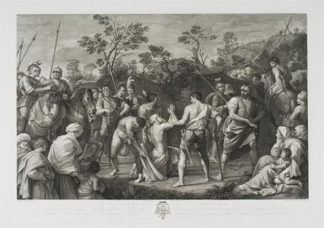 Giovanni Volpato, Męczeństwo św. Andrzeja Apostoła