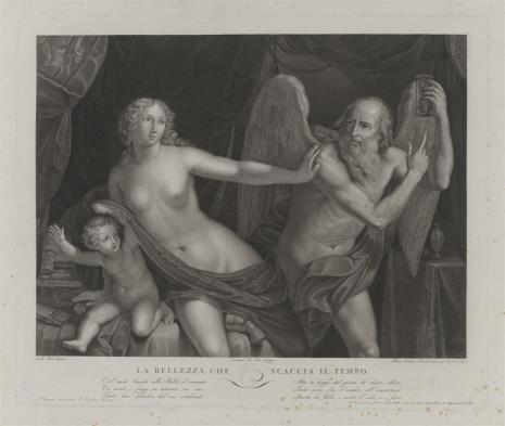 Pietro Bonato, Wenus i Chronos
