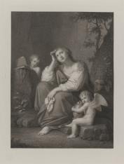 Święta Maria Magdalena pokutująca