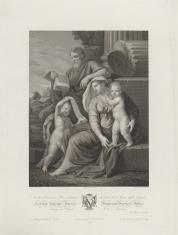 Św. Rodzina ze św. Janem Chrzcicielem