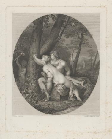 Raphael Morghen, Angelica i Medor