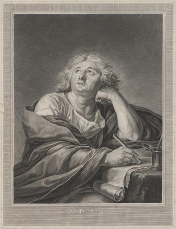 Jean Jacques mł. Avril, Ducis Jean - François
