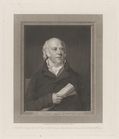 William Sharp, William Sharp, rytownik