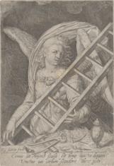 Anioł z narzędziami Męki Pańskiej