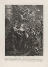 Ucieczka królowej Marii Medici z zamku w Blois
