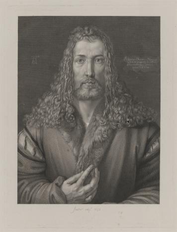 François Forster, Autoportret Albrechta Dürera
