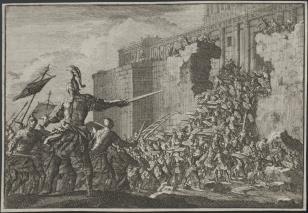 Oblężenie miasta