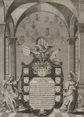 Epitafium Johanna Philippa Kellnera