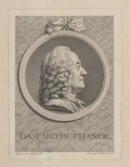 Gaspard Luchange, rytownik