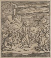 Mojżesz napomina Izraelitów