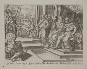 Adoniasz ogłasza się królem