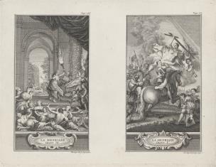 Ilustracje do Voltaire'a