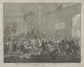 Rzeź Hiszpanów w Naarden 1572