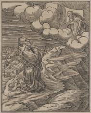 Mojżesz na górze Synai