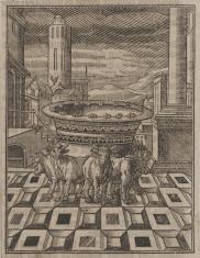 Misa miedziana ze świątyni Salomona