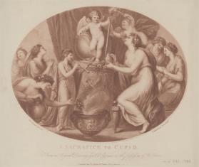 Ofiara składana Kupidynowi