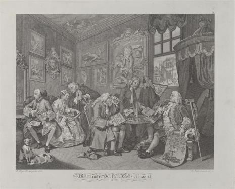 Ernst Ludwig Riepenhausen, Intercyza ślubna