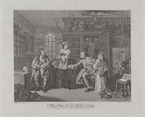 Ernst Ludwig Riepenhausen, U pokątnego lekarza