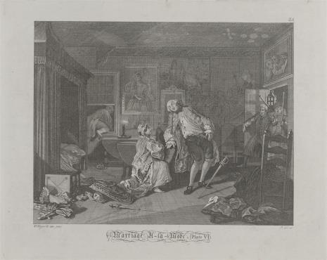 Ernst Ludwig Riepenhausen, Śmierć męża