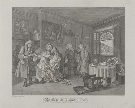 Ernst Ludwig Riepenhausen, Śmierć żony