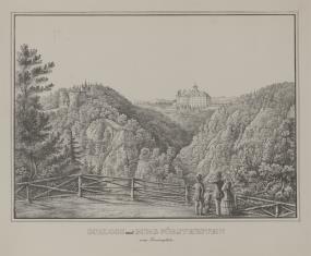 Zamek w Księżnie