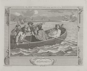 Leniwy uczeń wyrusza na morze