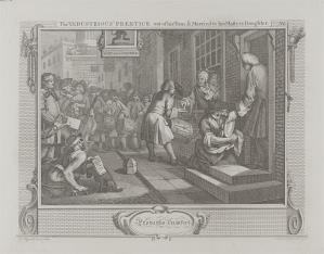 Pilny uczeń poślubia córkę swego mistrza