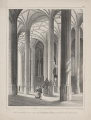 Wnętrze kościoła św. Piotra w Zgorzelcu