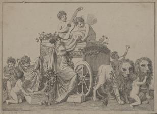 Alegoria literatury dotyczącej sztuki