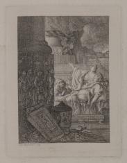 Opłakiwanie Juliusza Cezara [prawdopodobnie]