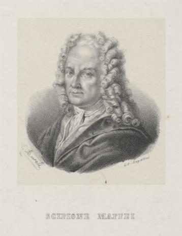 Pietro Angiolini, Francesco Scipione Maffei
